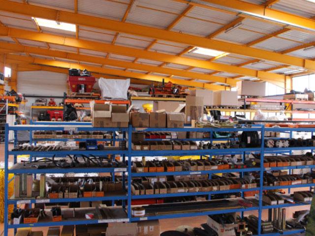 Escomel - entrepôt et stock