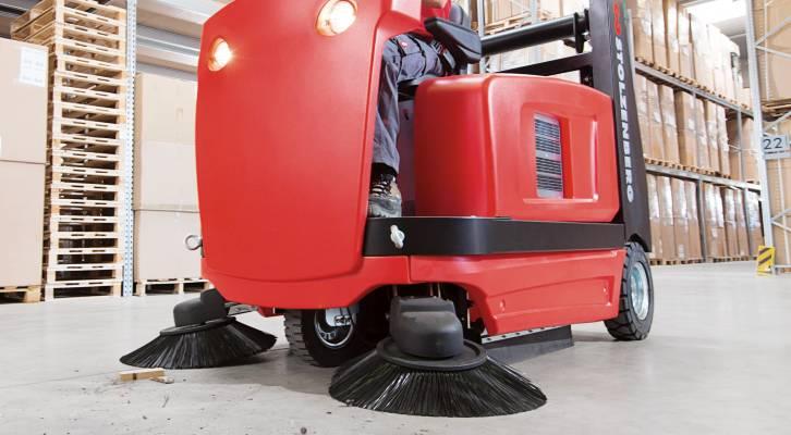 Matériel de nettoyage et propreté industriel